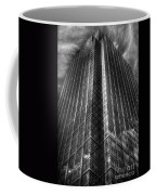 Vertical Horizon Coffee Mug by Yhun Suarez