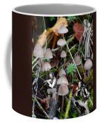 Very Tull Mushrooms Coffee Mug
