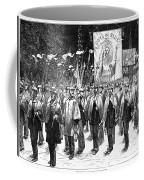 Veteran March, 1876 Coffee Mug by Granger