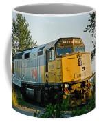 Via Rail Engine Coffee Mug