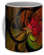 Vibrant Bloom Coffee Mug