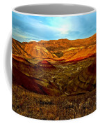 Vibrant Hills Coffee Mug