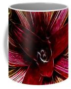 Vibrant Succulent  Macro Coffee Mug