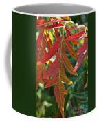 Vibrant Veins Coffee Mug