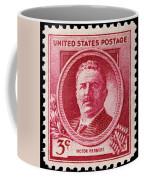 Victor Herbert Postage Stamp Coffee Mug