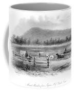 Victoria, Australia, 1856 Coffee Mug