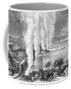 Victoria Falls, C1860 Coffee Mug