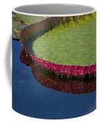 Victoria Amazonica Leaf Coffee Mug