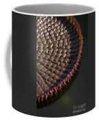 Victoria Amazonica Leaf Vertical Coffee Mug