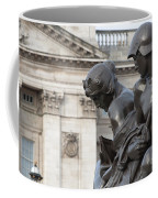 Victoria Memorial Fountain Coffee Mug