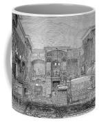 Victorian Bedroom, 1884 Coffee Mug
