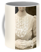 Victorian Dress Coffee Mug