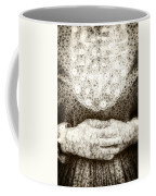 Victorian Hands Coffee Mug