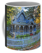 Victorian Home Marthas Vineyard Coffee Mug