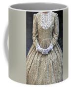 Victorian Lady Coffee Mug by Joana Kruse
