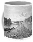 Vienna: Danube, 1821 Coffee Mug