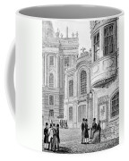 Vienna: Hofburgtheater Coffee Mug