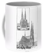 Vienna: Votive Church Coffee Mug