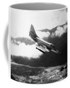 Vietnam War: A4 Skyhawk Coffee Mug