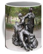 Vietnam Women's Memorial Coffee Mug
