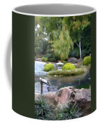 View Across The Pond Coffee Mug