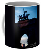 View From Brooklyns Grand Army Plaza Coffee Mug