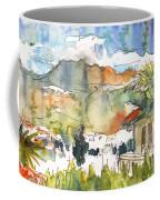 View From My Balcony In El Albir Coffee Mug