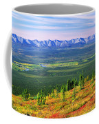 View From Ogilvie Ridge Lookout Coffee Mug