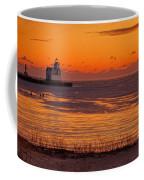 View From Shore Coffee Mug
