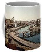 view from St Saviours - Moscow - Russia Coffee Mug