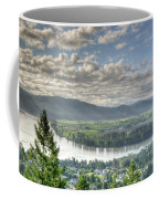 View From The Abby Coffee Mug