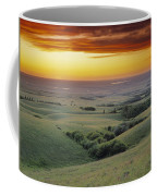 View From The Cypress Hills Coffee Mug