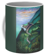 View From The Hermitage Coffee Mug