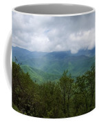View From The Parkway Coffee Mug