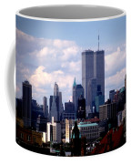 View From The Soldiers And Sailors Arch Brooklyn Coffee Mug