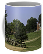 View Of Appomattox Courthouse 1 Coffee Mug by Teresa Mucha