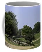 View Of Appomattox Courthouse 2 Coffee Mug by Teresa Mucha