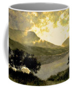 View Of Ben Bulben Coffee Mug