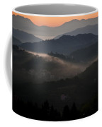 View Of Cinque Terra National Park At Coffee Mug