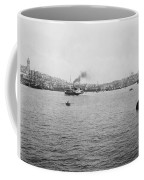 View Of Galata And Istanbul - Between 1880-1893 Coffee Mug