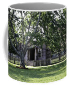 View Of Jones Law Offices Appomattox Virginia Coffee Mug