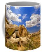View Of Joshua Tree Coffee Mug