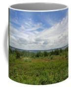 View Of Maine Bay Coffee Mug