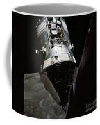 View Of The Apollo 17 Command Coffee Mug