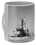 View Of The Gemini-titan 3 Coffee Mug