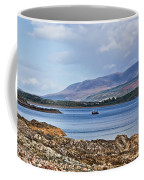 View Of The Isle Of Arran Coffee Mug