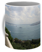 View Of The Marmara Sea - Istanbul Coffee Mug