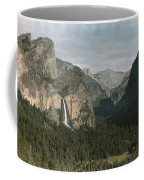 View Of The Mountain El Capitan Coffee Mug