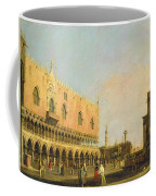 View Of The Piazzetta San Marco Looking South Coffee Mug