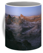 View Of The Valley Of The Moon Coffee Mug by Joel Sartore